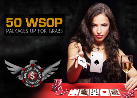 USA WSOP Satellite Tournaments