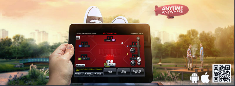 Bovada Poker Mobile Apps for US Players: Android, iPhone, iPad, Balckerry